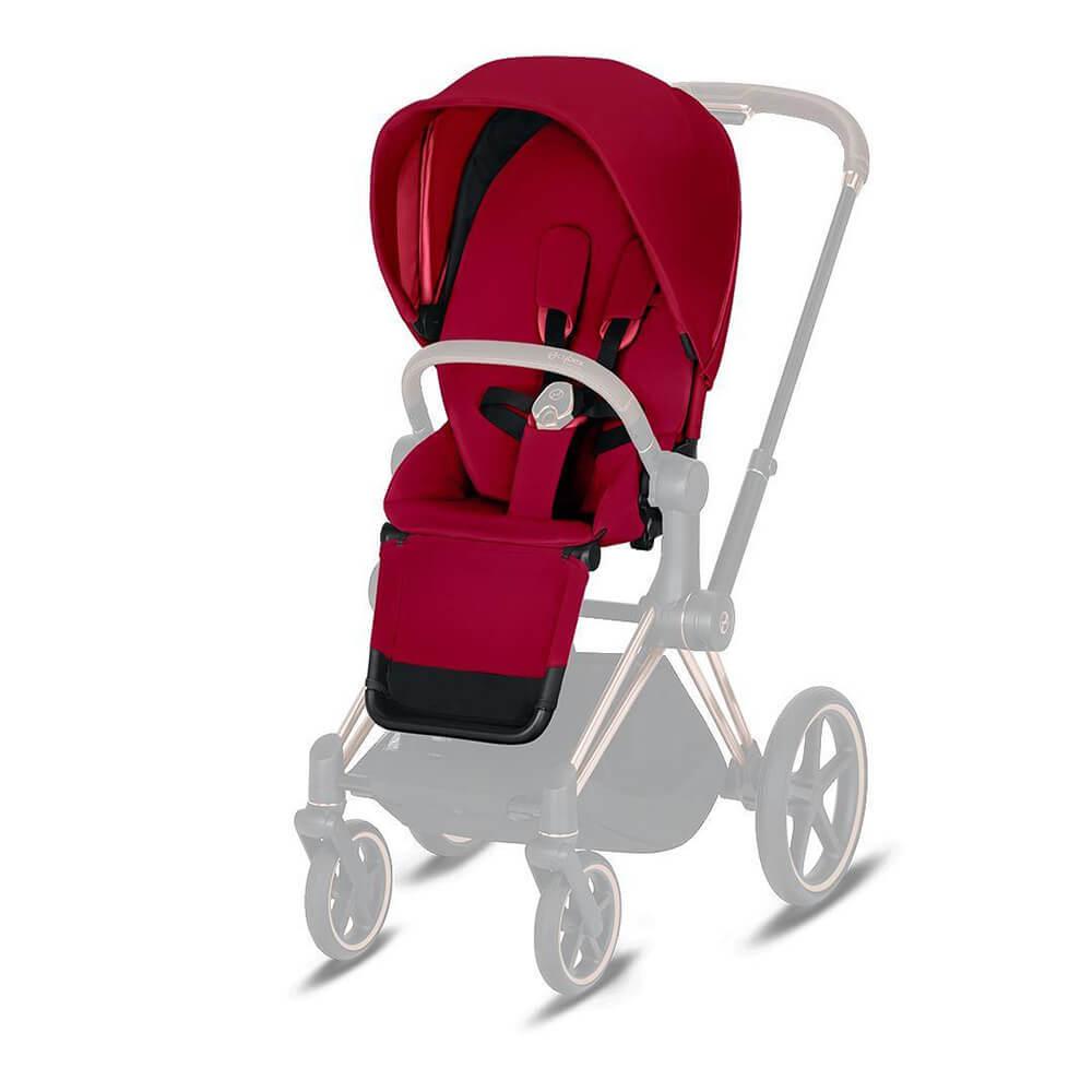 Цвета прогулочного блока Набор Cybex Seat Pack Priam III True Red Cybex-Priam-Seat-Pack---True-Red.jpg