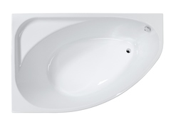 Акриловая ванна VAGNERPLAST HAPI L 170х110 см