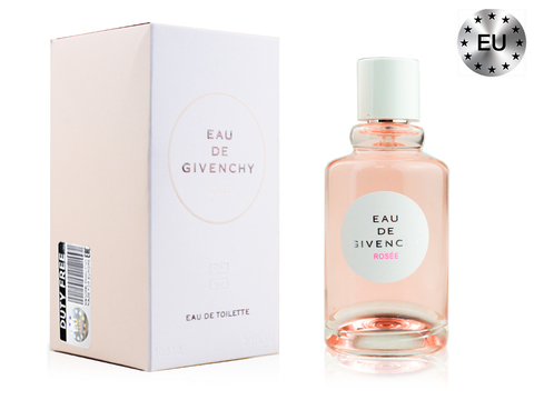 GIVENCHY EAU DE GIVENCHY ROSEE, Edt, 100 ml (Lux Europe)