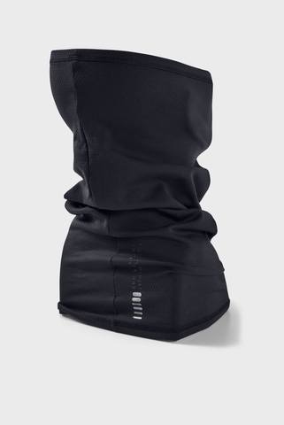 Черный снуд UA Run Gaiter Under Armour