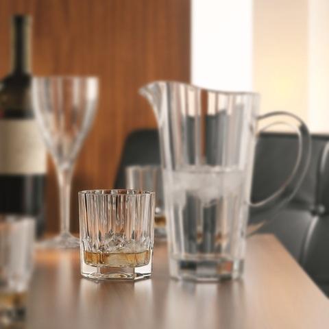 Набор из 4-х бокалов Whisky 324 мл артикул 92126. Серия Aspen