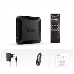 Смарт TV Box X96Q Android 10.0 2/16 Гб