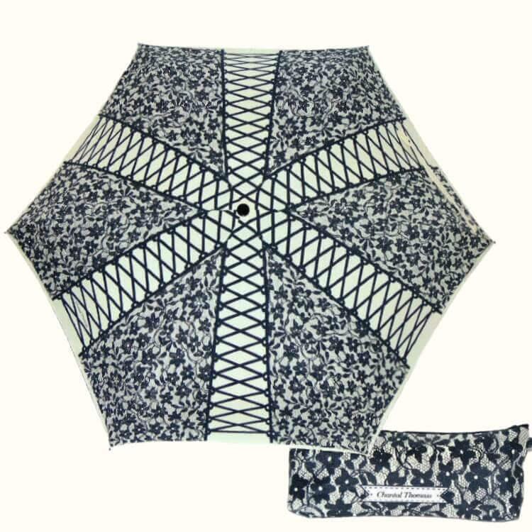 Зонт мини Chantal Thomass 421-1 Dentelle Lacee