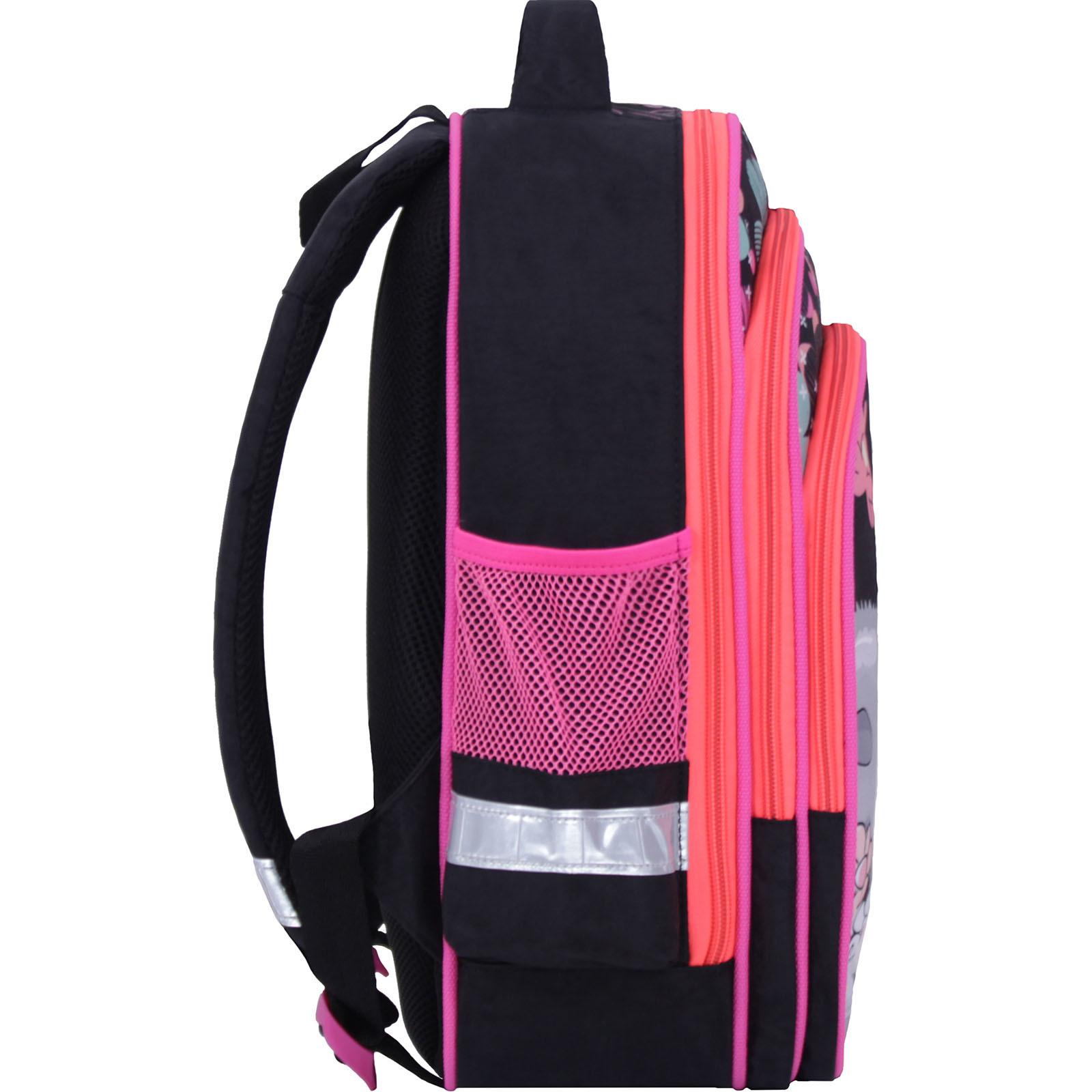 Рюкзак школьный Bagland Mouse черный 406 (0051370) фото 2