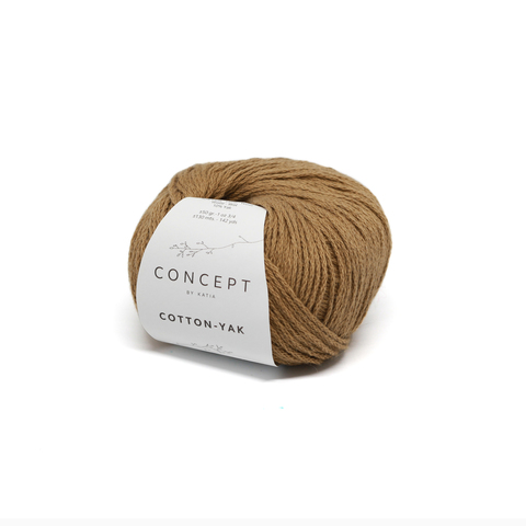 Katia Concept Cotton-Yak - 102