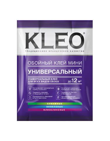 Клей обойный Kleo Мини универсальный 5-10м2 60г