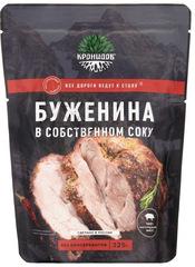 Туристическая еда Кронидов (Буженина в собственном соку)