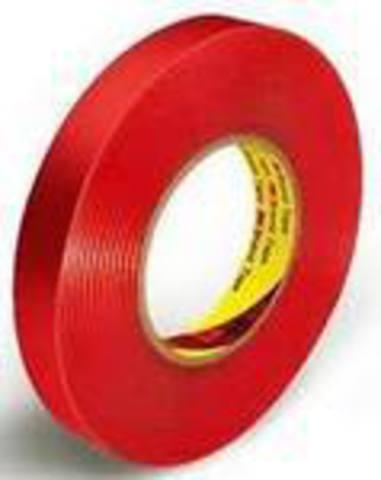 Скотч двусторонний 3М 9088FL, прозрачный, основа - полиэфирная, толщина - 0,2 мм
