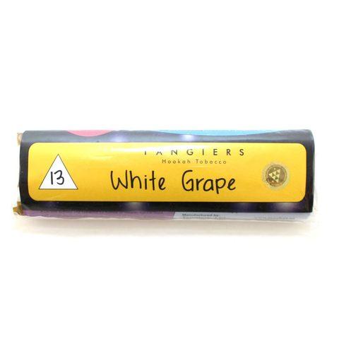 Табак для кальяна Tangiers Noir (желт) 13 White Grape 250 гр.