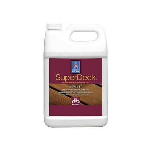 SuperDeck Revive Deck & Siding Brightener