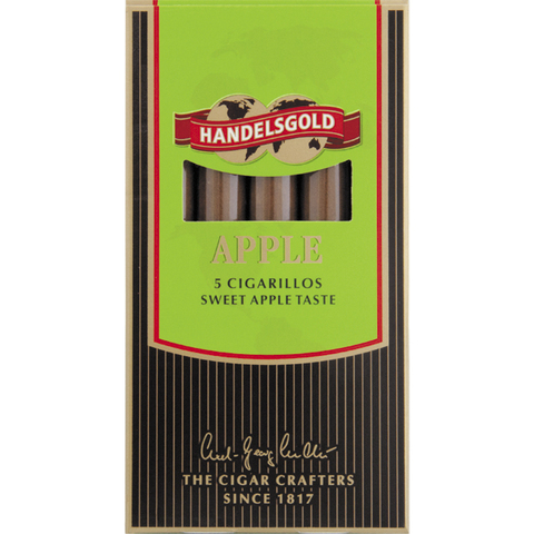 Сигары Handelsgold Apple Cigarillos