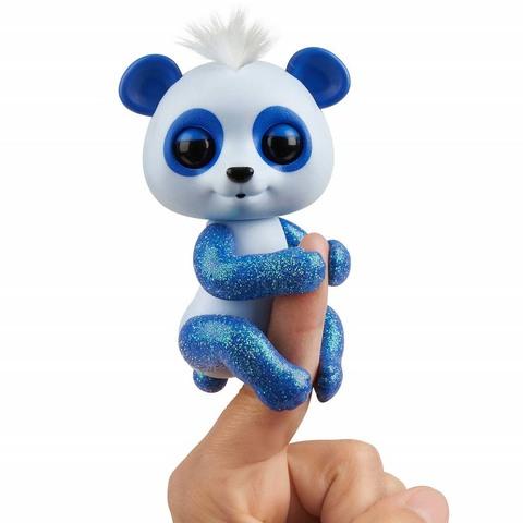 Фингерлингс синяя интерактивная панда Арчи