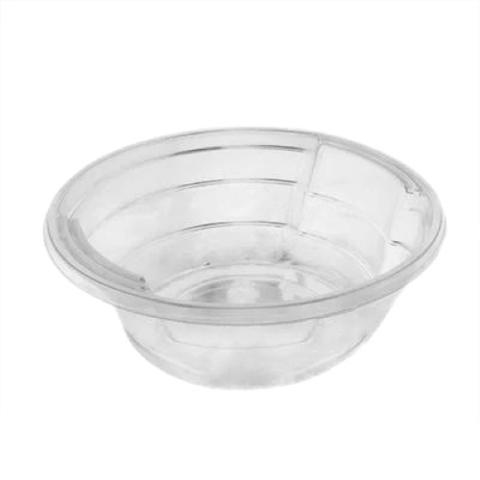 Тарелка cуповая одноразовая прозр.(10г) ПП D=160 мм