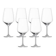 Набор бокалов для красного вина 656 мл, 6 шт, Taste, фото 2