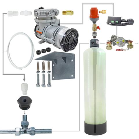 Система аэрации воды 1054 / AP2 / dn25