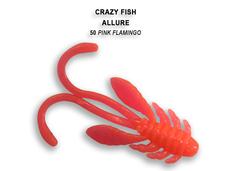 Силикон CRAZY FISH ALLURE 1,6 23-40-50-6