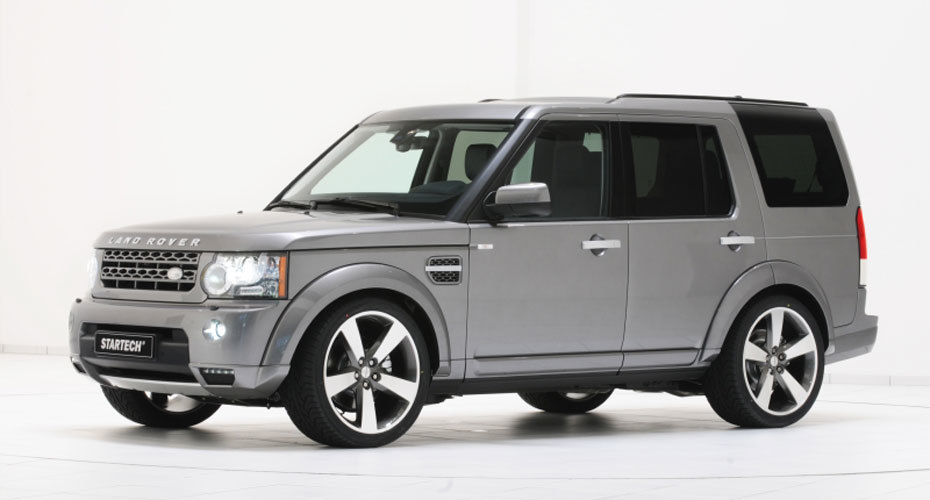Обвес Startech для Land Rover Discovery 4