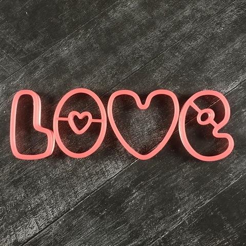 Любовь №14 / love