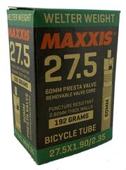 Велокамера Maxxis Welter Weight 27.5x1.90/2.35 FVSEP60 Вело ниппель 60 мм
