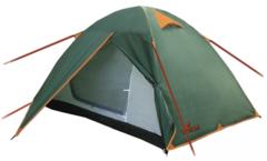 Палатка Totem Tepee 2 (V2), зеленый