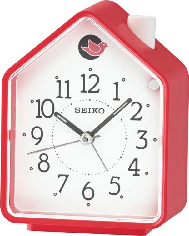Настольные часы-будильник Seiko QHP002RN