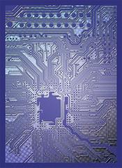Legion Supplies - Circuit - Blue Протекторы 50 штук