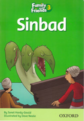 Family and Friends 3: Readers: Sinbad