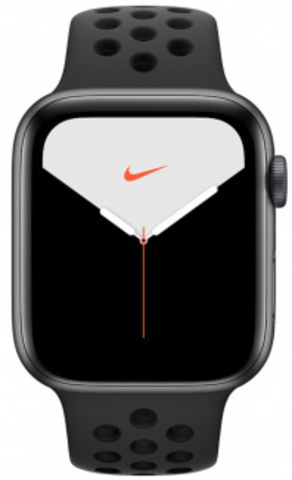 Часы APPLE Watch Nike Series 5 40mm Space Grey Aluminium with Anthracite-Black Nike Sport Band MX3T2