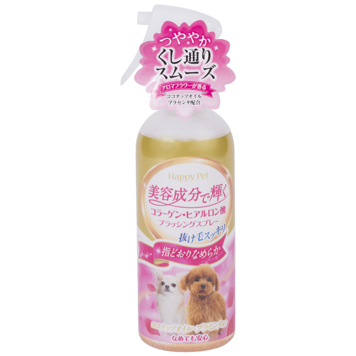 879705 - Спрей для устранения колтунов с усилением блеска шерсти собак