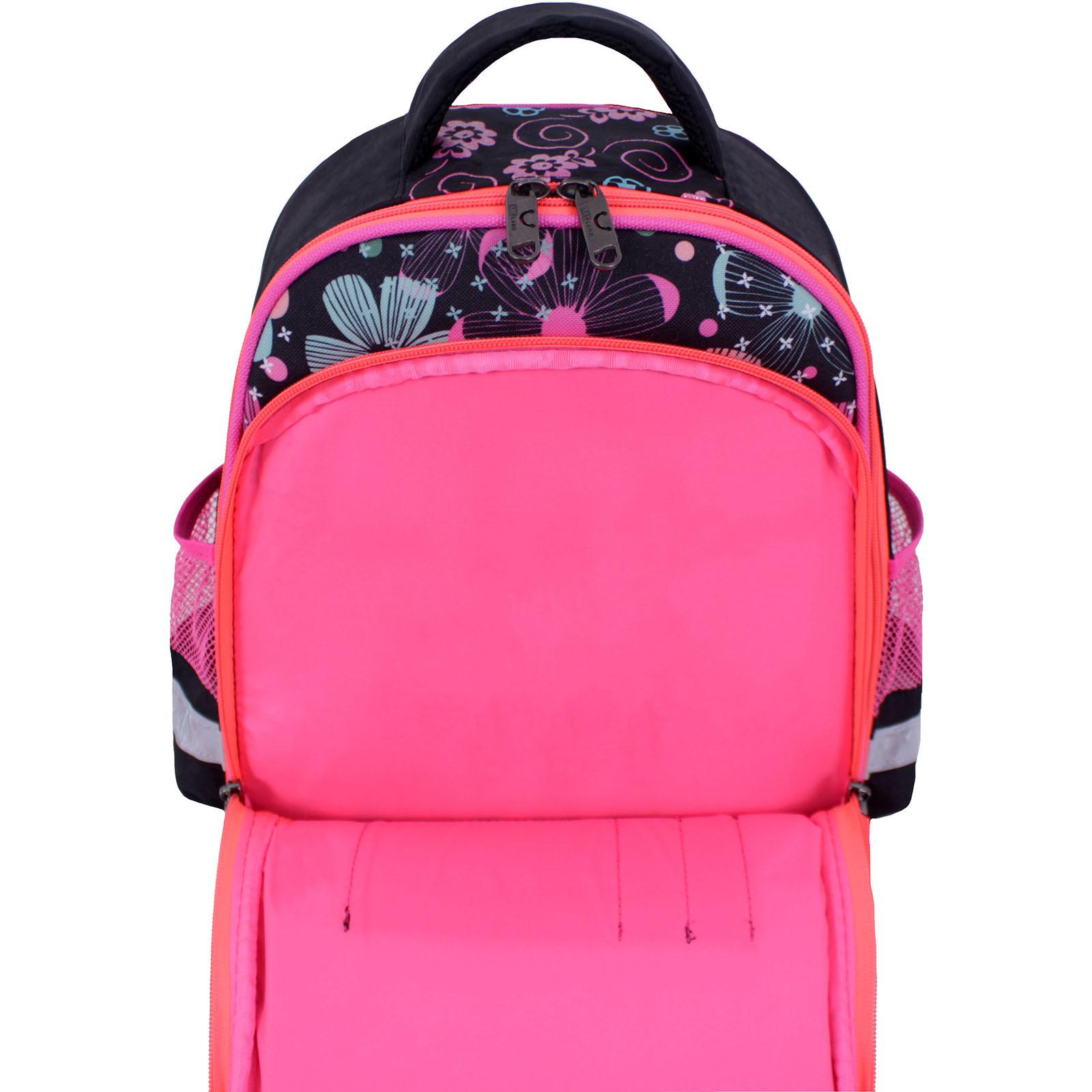 Рюкзак школьный Bagland Mouse черный 406 (0051370) фото 4
