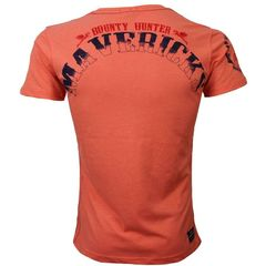 Футболка оранжевая Yakuza Premium 2705