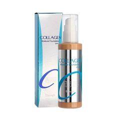 Enough - collagen - Тональный крем SPF15 - 100 ml