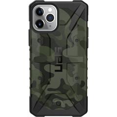Чехол Uag Pathfinder SE Camo для iPhone 11 Pro зеленый камуфляж (Forest Camo)