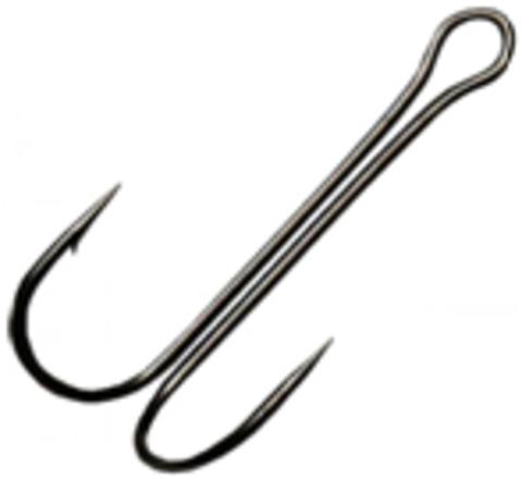 Крючок Двойник Kumho LONG DOUBLE HOOK длинное цевье