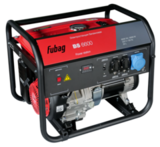 Генератор бензиновый Fubag BS 6600 (838202) - фотография