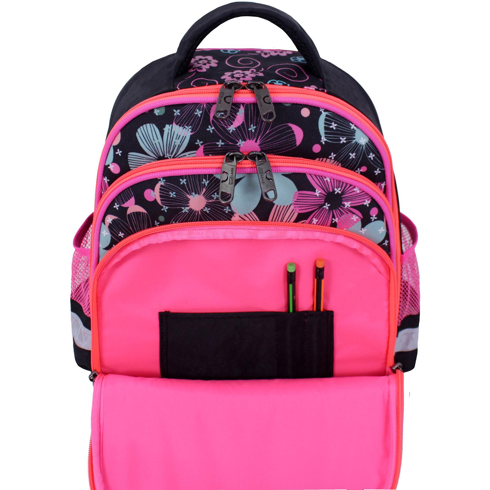 Рюкзак школьный Bagland Mouse черный 406 (0051370) фото 5