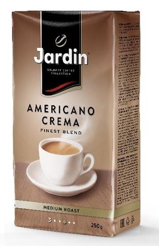 Молотый Жардин Jardin Americano Crema