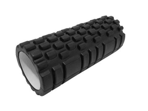 Masaj roliki \ Massage roller \ Массажный ролик PVC, EVA (qara)