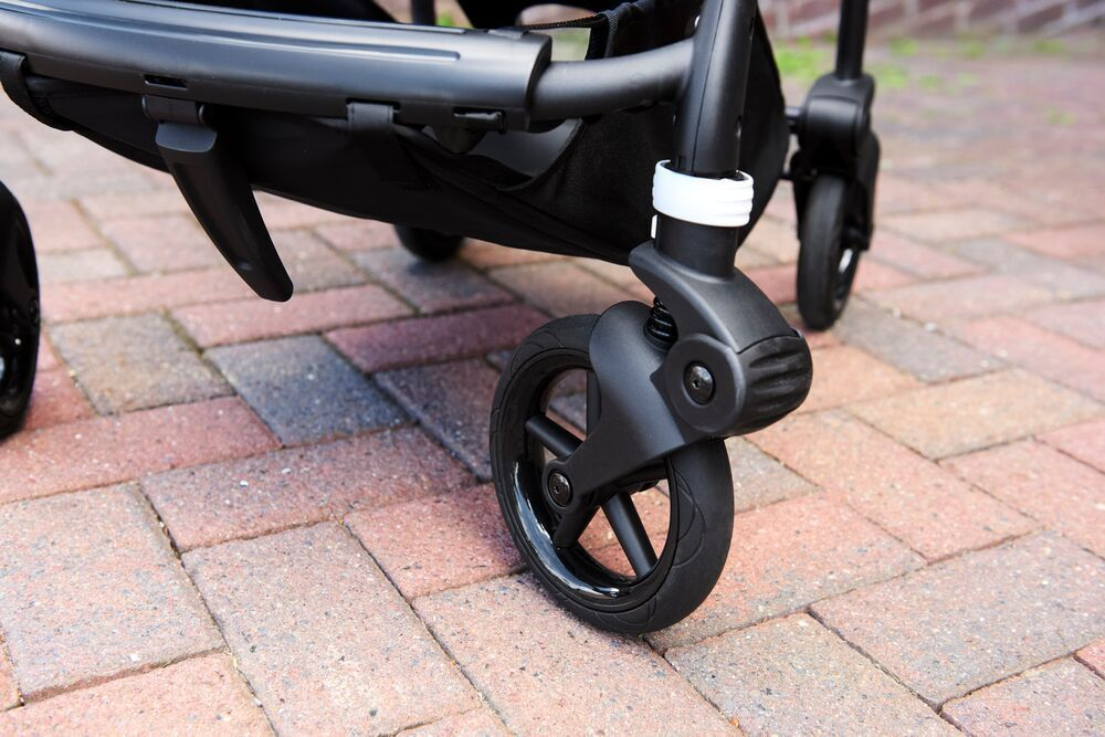 Коляска прогулочная Bugaboo Bee6 Complete Mineral TAUPE