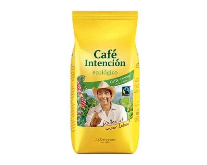 Кофе в зернах J.J. Darboven Intencion Ecologico Crema, 1 кг