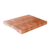 Доска торцевая разделочная, клён норвежский 50 х 40 х 4,5 см, артикул TD00104, производитель - Origins Wood