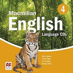 Mac English 4 LB CDx2