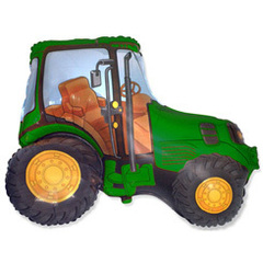 F Мини фигура Трактор (зеленый), 14