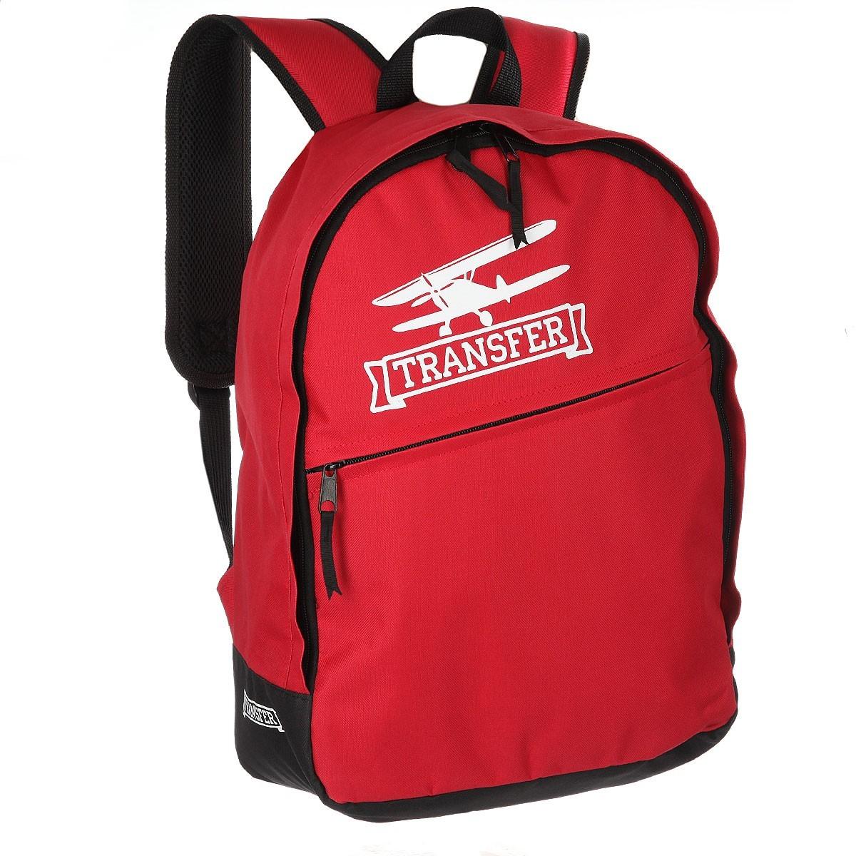 Рюкзак TRANSFER Daily Red