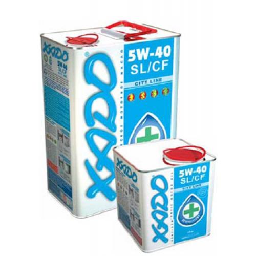XADO Atomic Oil 5W-40 SL/CF City Line