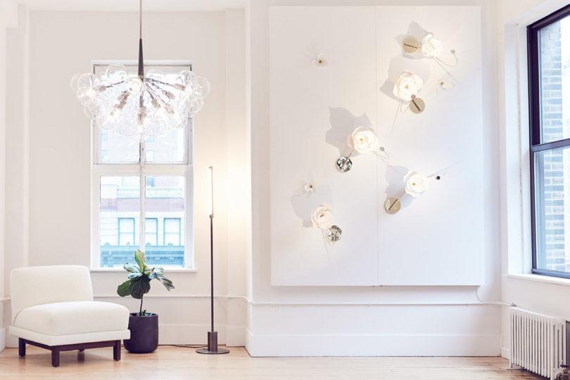 Подвесной светильник копия Bubble Jumbo-36 by Pelle (белый)