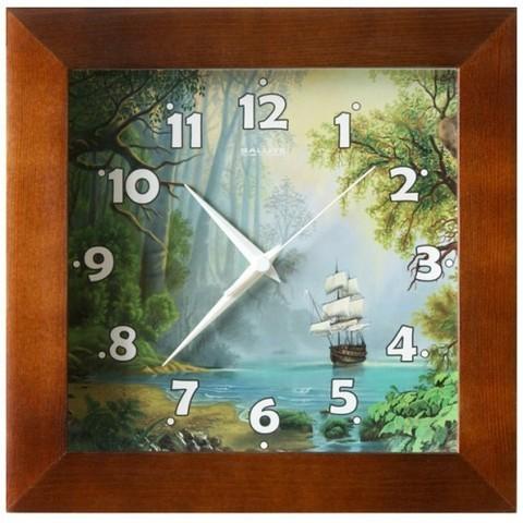 Настенные часы Салют ДС-2АА28-448