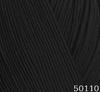 Пряжа Himalaya PERLINA 50110 (Чёрный)
