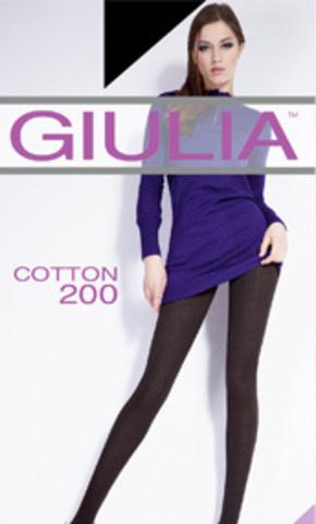 Колготки Giulia Cotton Xl 200