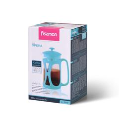 9035 FISSMAN Opera Чайник заварочный с поршнем 600 мл